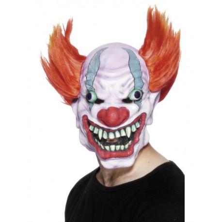 Maska klauna z w osami 26473 - Articulos halloween baratos ...